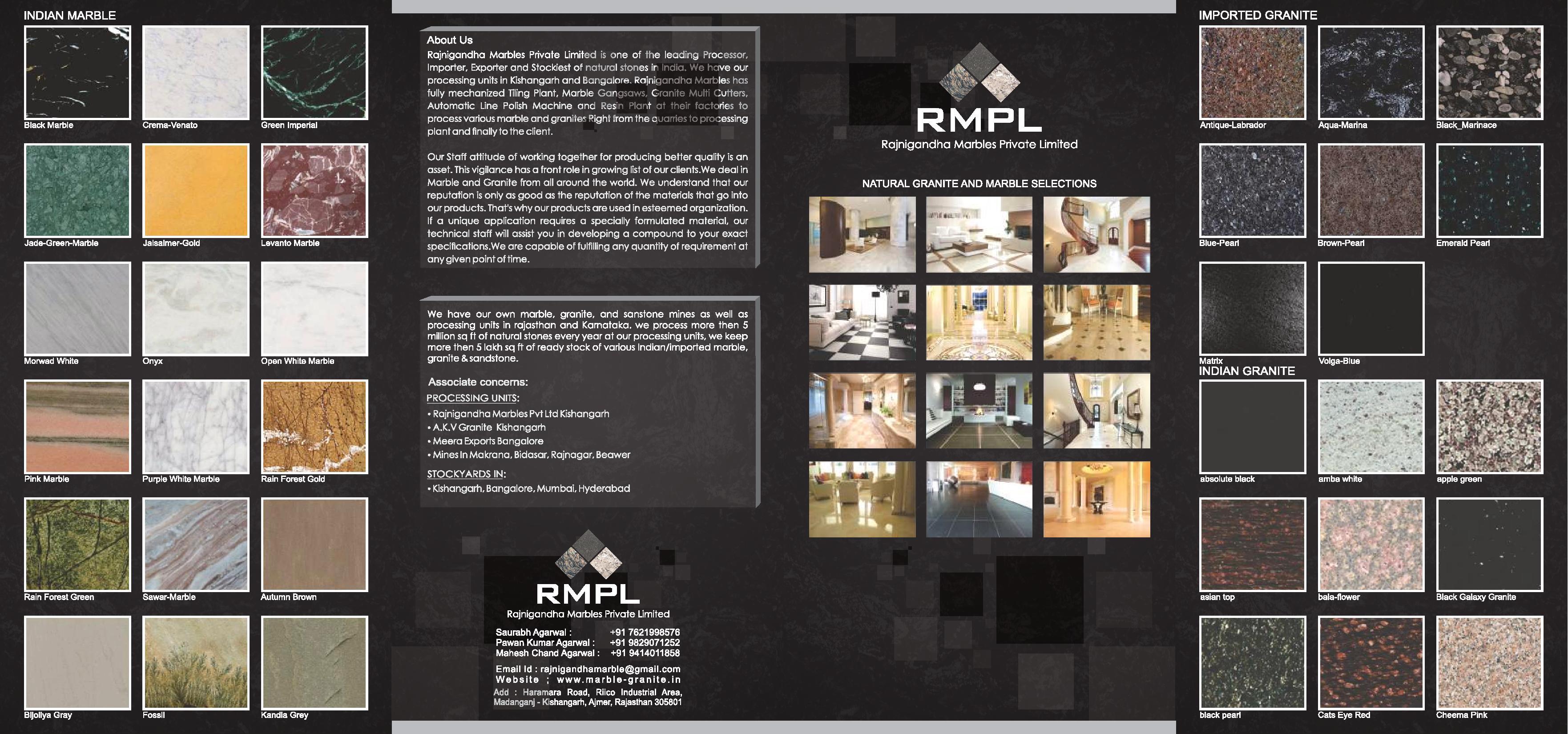RMPL Marble